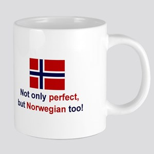 NorwayPerfect6x4 20 oz Ceramic Mega Mug