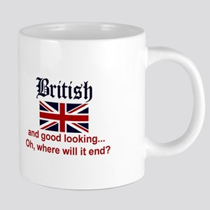 Good Looking British Mugs