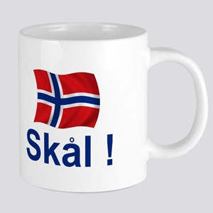 Norwegian Skal! Mugs
