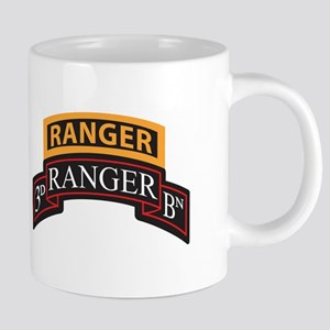 3D Ranger BN Scroll with Rang Large Mugs