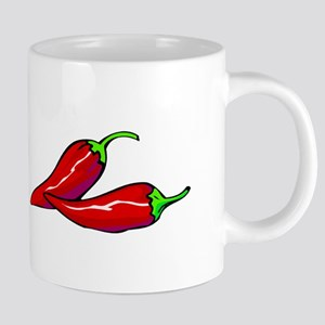 Red Hot Peppers 20 oz Ceramic Mega Mug