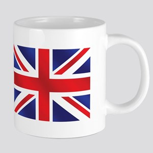 Union Jack UK Flag 20 oz Ceramic Mega Mug