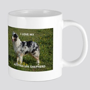 australian shepherd blue merle love with picture M