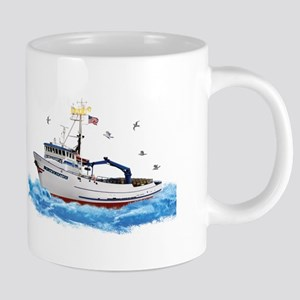 northwestern 20 oz Ceramic Mega Mug
