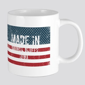 Made in Council Bluffs, Iowa Mugs