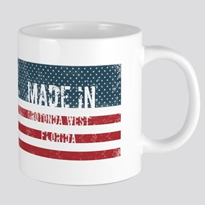 Made in Rotonda West, Florida Mugs