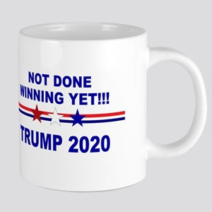 Not done winning yet! 20 oz Ceramic Mega Mug