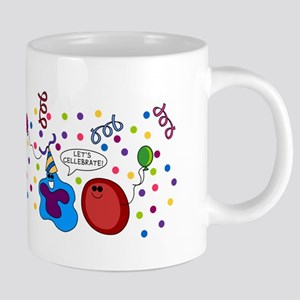 cellebrate 20 oz Ceramic Mega Mug