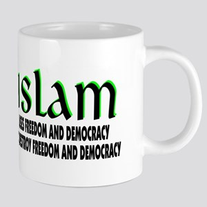 Using Democracy Mugs