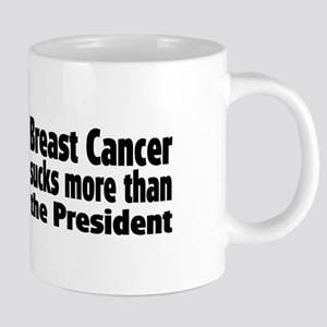 Breast Cancer 20 oz Ceramic Mega Mug
