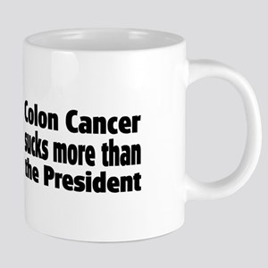 Colon 20 oz Ceramic Mega Mug