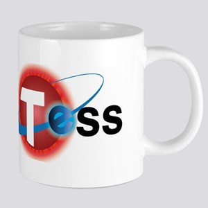 TESS Mission Logo 20 oz Ceramic Mega Mug