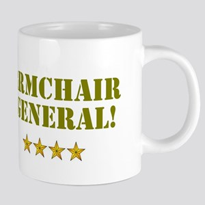 ARMCHAIR GENERAL 4 STAR Mugs