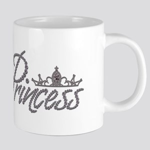 Diamond Princess and Tiara Mugs