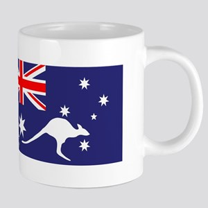 Australia Day Kangaroo Mugs