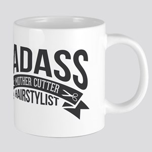 Badass Mother Cutter Mugs