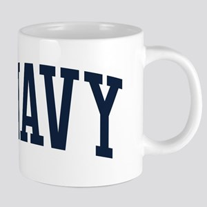 Navy 20 oz Ceramic Mega Mug