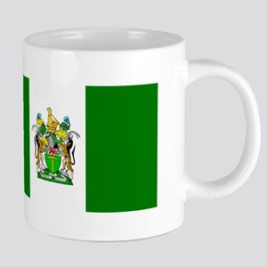 Flag of Rhodesia 20 oz Ceramic Mega Mug