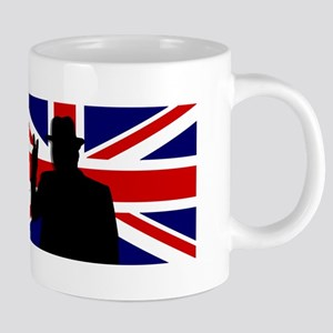 Winston Churchill Victory 20 oz Ceramic Mega Mug