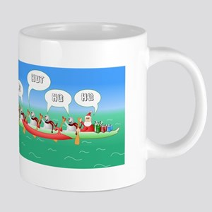 Xmas Paddle 20 oz Ceramic Mega Mug