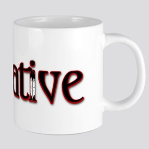 Native 20 oz Ceramic Mega Mug