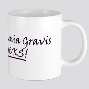 Myasthenia Gravis Sucks! Mugs