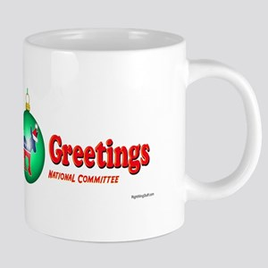 Treason's Greetings II 20 oz Ceramic Mega Mug