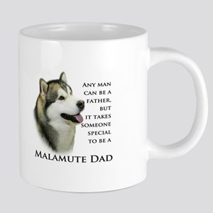 Malamute Dad 20 oz Ceramic Mega Mug