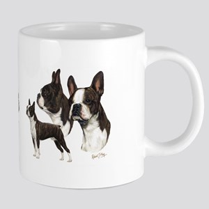 Boston Terrier 20 oz Ceramic Mega Mug