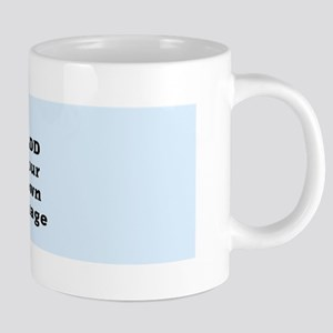 Add Image Tea Pot 20 oz Ceramic Mega Mug