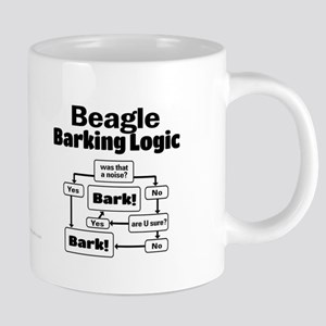 Beagle Logic Mugs