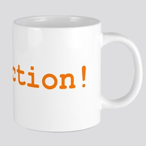 objection_t-shirt 20 oz Ceramic Mega Mug