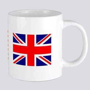 USA & Union Jack Mugs