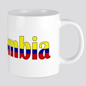 Colombia Logo 20 oz Ceramic Mega Mug