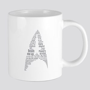 Star Trek Quotes (Insignia) Stainless Steel Travel