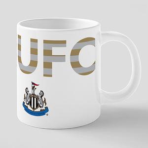 Newcastle United FC Mega Mugs - CafePress