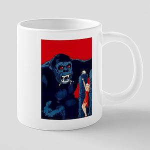 Gorilla Date Stainless Steel Travel Mugs
