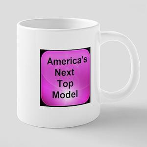 America's Next Top Model Mugs