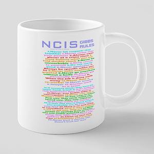 Gibbs Rules 20 oz Ceramic Mega Mug
