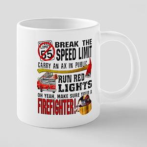 Make sure a Firefighter Mugs