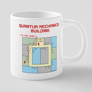 Quantum Mechanics Building Mugs