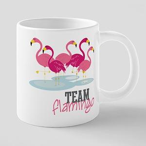 Team Flamingo Mugs