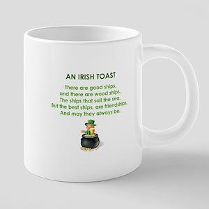 AN IRISH TOAST Large Mugs