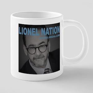 Lionel Nation 20 Oz Ceramic Mega Mug Mugs