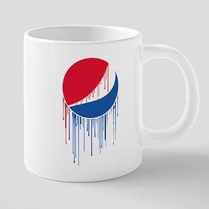 Pepsi Varsity Drip 20 oz Ceramic Mega Mug