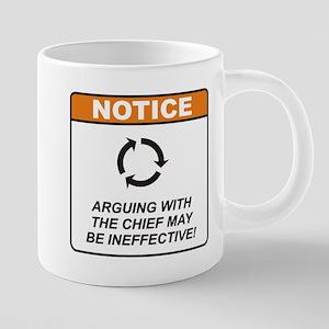 Chief / Argue Mugs