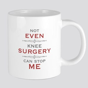 Knee Surgery Humor Mugs