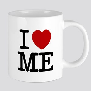 I Love Me Mug Heart Mugs