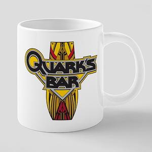 STAR TREK DS9 Quarks 20 oz Ceramic Mega Mug