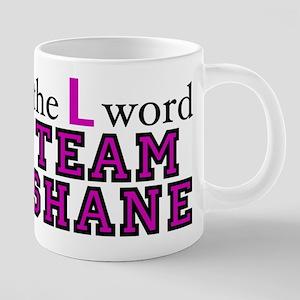 L Word Shane Mugs